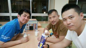 海外の友達