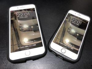 新しいiPhoneになりました!