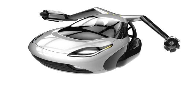 未来の車が出来れば・・・