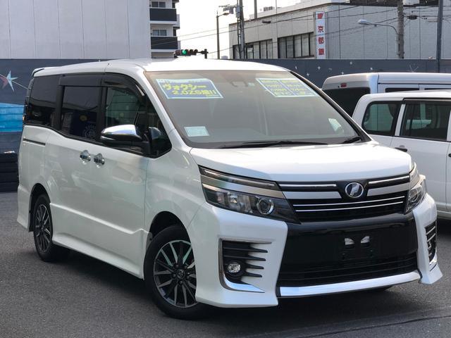 【入荷車輌ご紹介】トヨタ ヴォクシー(H29)