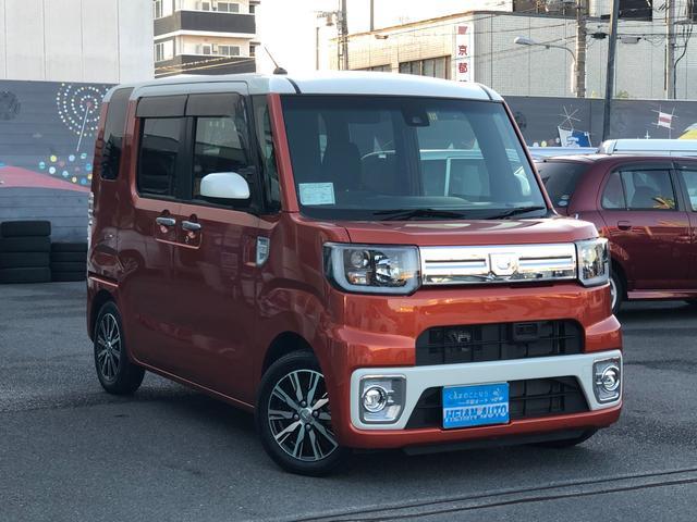 【入荷車輌ご紹介】ダイハツ ウェイク(H28)